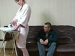 Wild hardcore action with a sexy mature babe riding a hard young cock 0 mature sex pics