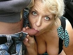 This granny takes on cocks besides the freeway 0 mature sex pics