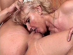 Horny old grandma whore sucking and gets creampied 0 mature sex pics