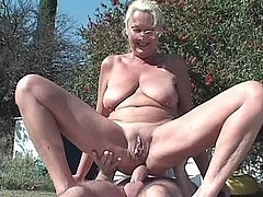 Old age whore gets her booty banged 3 mature sex pics